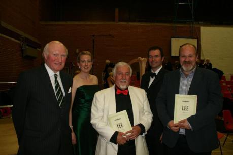 John Gladwin, Jeff Blewett & Rowland Lee