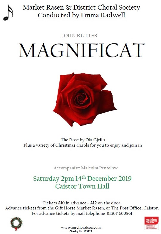 Magnificat just us